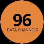96 DAata Channels