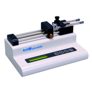 KDS 101Dual Syringe, Nanoliter, Infusion Pump