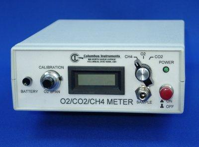 Portable Gas Meter