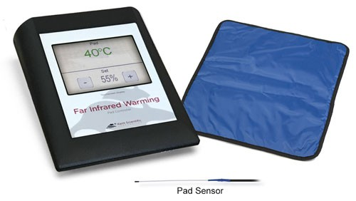 Far Infrared Warming Pad with Controller