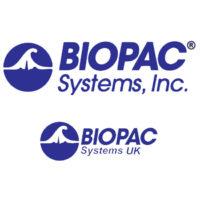 BIOPAC logos