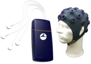 Mobita wireless EEG