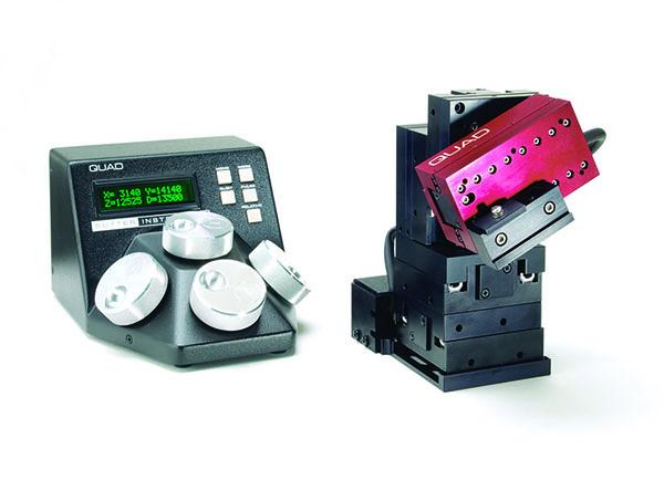 QUAD® 4-Axis Motorized Micromanipulator
