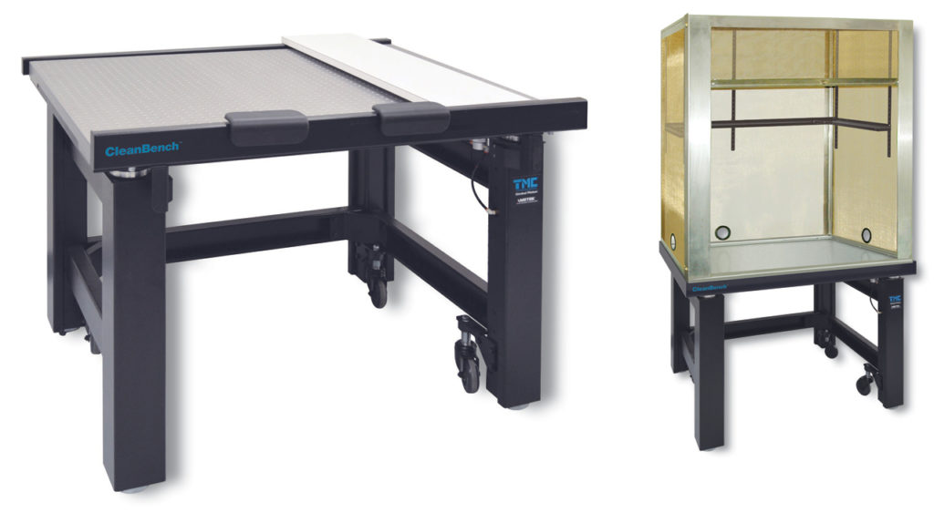 Air Tables & Faraday Cages