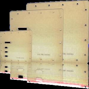 Penetration Panel Plates